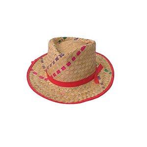 Chapéu De Palha Guri
