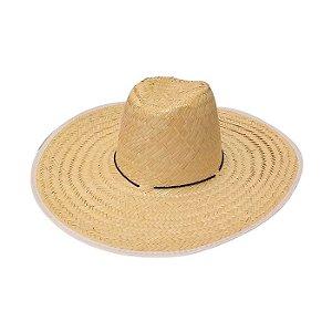 Chapéu De Palha Roceiro