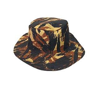 Chapéu Pescador Com Proteção- Camuflado Ambiental
