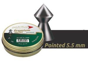 Chumbinho Rifle Premium Pointed 5.5MM C/125