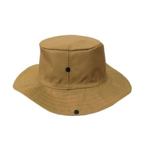 Chapéu Pescador Com Proteção- Caqui