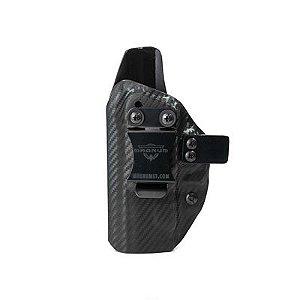 Coldre Kydex Magnum  PT24/7 Pro (Menos 2ª Geração)