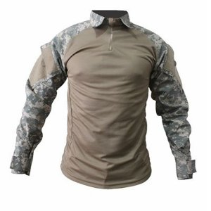 Combat Shirt Raglan- Caqui/Desert