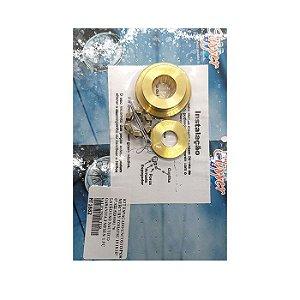 Kit Espaçador /Encosto/Porca- Mercury/Tohatsu 15/18 HP
