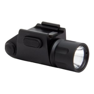 Lanterna Para Pistola C/ Trilo Picatinny, 130 Lumens