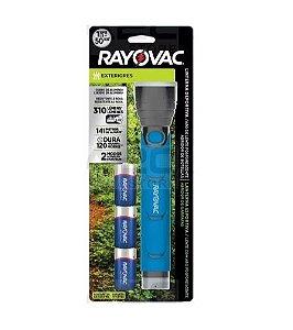 Lanterna Rayovac Esportiva Led C/ Pilha