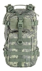 Mochila Invictus Assault - Camuflado digital Acu