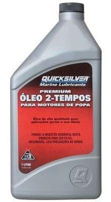 Óleo 2 Tempos Quicksilver  1L