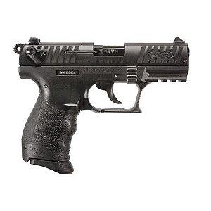 Pistola Semi-Auto P22 3,42 Pol. Black Cal.22LR Walther