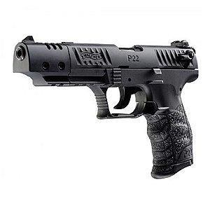Pistola Semi-Auto P22 Target 5''' .22LR Walther