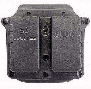 Porta Carregador Em Polímero Só Coldres - Glock