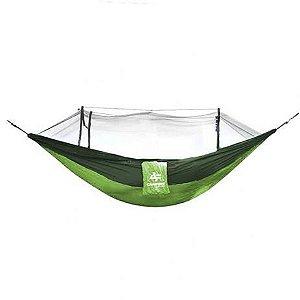 Rede para descanso DC-W02 Green c/ mosquiteiro