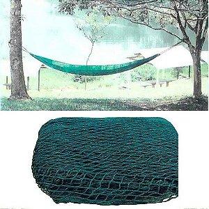 Rede De Descanso Mazzaferro Verde  Pequena