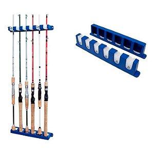 Suporte Para Varas Rod Rack Aqua Fishing