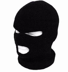 Touca Ninja De Lã Bravo