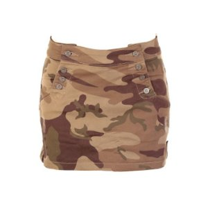 Short Saia Army  Fox Boy -Desert Brown