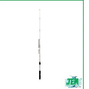 Vara de Pesca Jem Tradicional L 1300 6-12 Lbs