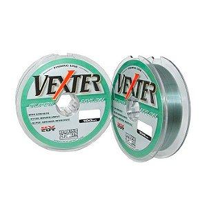 Linha Monofilamento Marine Sports Vexter 100M-Verde