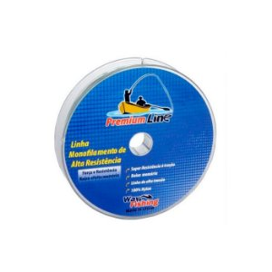 Linha Monofilamento Way Fishing Premium Line 100M