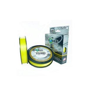 Linha Multifilamento Espectra Power Pro SS8 135M-Amarela