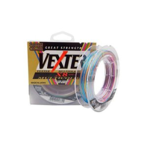 Linha Multifilamento Marine Sports Vexter X8 Multicolor