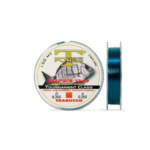 Linha Monofilamento Nylon Trabucco Super Iso 150M