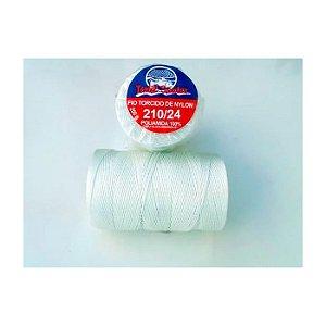 Fio Torcido de Nylon Têxtil Sauter 210/24 BCO PCT 200G
