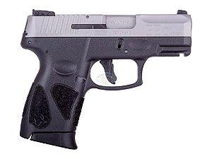 Pistola Taurus G2C .40 Inox