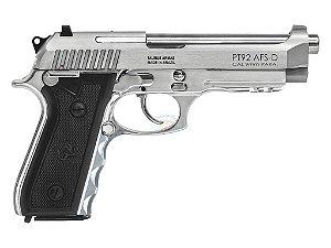 Pistola Taurus PT92 Inox 9mm