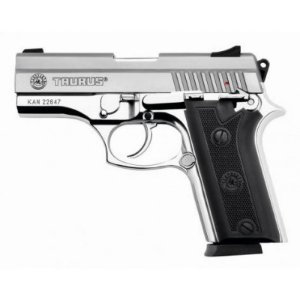 Pistola Taurus PT938 Inox .380