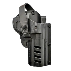 Coldre de Cintura Só Coldres Revolver Tracker .357 Destro