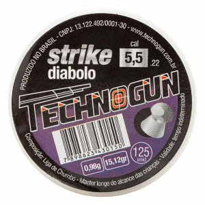 Chumbinho Technogun Strike 5.5MM C/125