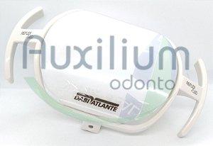 KIT CONJUNTO MOLDURA CABEÇOTE REFLETOR REFLEX LD - DABI 45200-206