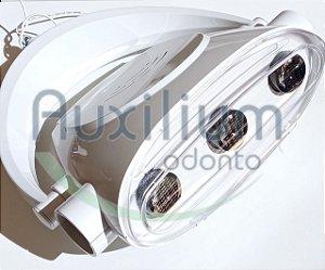 REFLETOR SIRIUS G8 SENSOR 3 LEDS