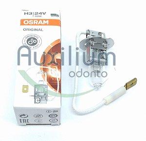 LAMPADA H3 HALOGENA 75W/24V OSRAM