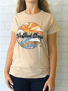T-Shirt Pele No Bad Days