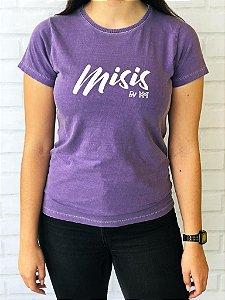 T-Shirt Berinjela Misis