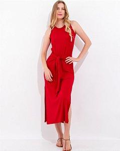 Vestido canelado