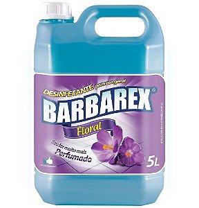 Desinfetante Barbarex Floral 5 Litros