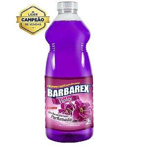Desinfetante Barbarex Violex 2 Litros
