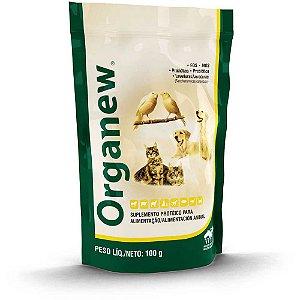 Suplemento Proteico Probiotico Organew 100 g