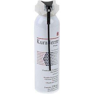 Kuraderm  Spray Prata