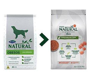 Ração Guabi Natural para Cães Obesos  Raças Mini e Pequeno  10,1kg