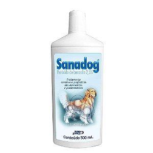 Shampoo Mundo Animal Sanadog para Cães