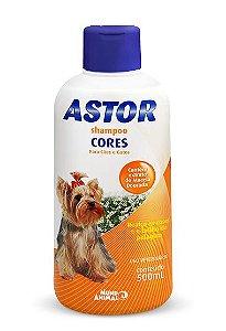 Shampoo Astor Cores 500ml Mundo Animal