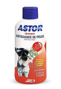 Shampoo Astor Reparador  De Pelos  500ml Mundo Animal
