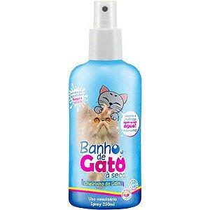 Banho de Gato à Seco - Cheirinho de Odin 250ml