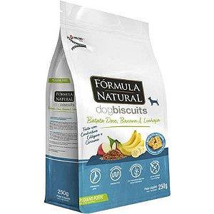 Formula Natural Cao Pp Bisc Bat Doc 250g