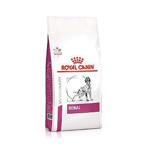 Ração Royal Canin Veterinary Diet para Cães Renais Renal Canine
