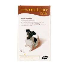 Revolution Cães 0,50ml 5,1Kg a 10Kg  Zoetis